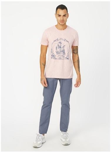 Lee Cooper Lee Cooper Ricky Nd 2 Gri Mavi Chino Pantolon Gri